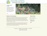 Local business website design 1