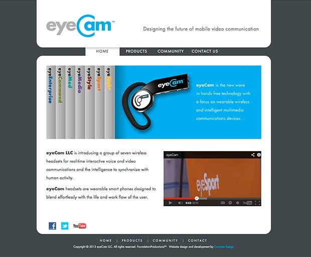 Startup website design 6