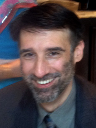 Steve Caramia, freelance graphic designer